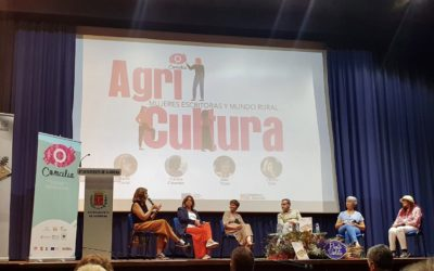 AGRI-CULTURA mujeres escritora en el mundo rural